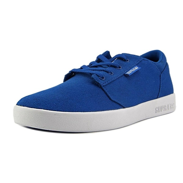 Supra Stacks Vulc II Men Round Toe Canvas Sneakers