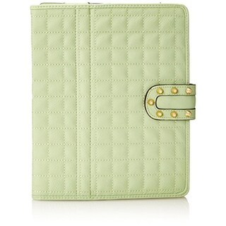 Jessica Simpson Erin Carlyle Tablet Case Faux Leather Notebook Bag