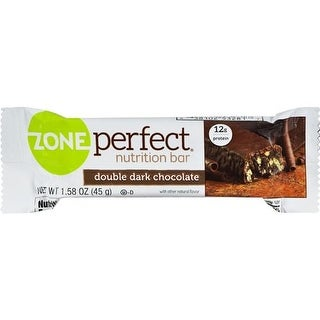 Zone - Double Dark Chocolate Bar ( 12 - 1.58 OZ)