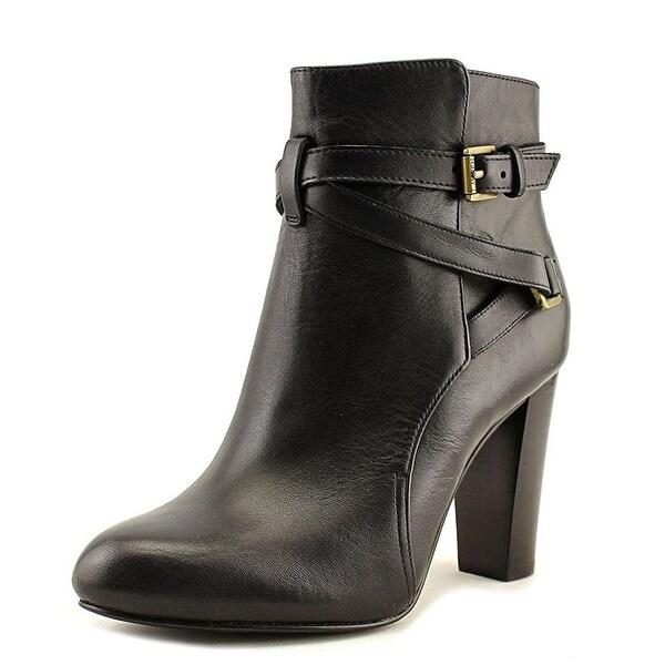 LAUREN by Ralph Lauren Womens VIANCA Closed Toe Ankle Fashion Boots