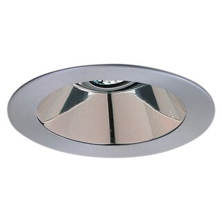 "Elco EL1421 4"" Bi Pin Adjustable Trim with Reflector (More options available)"