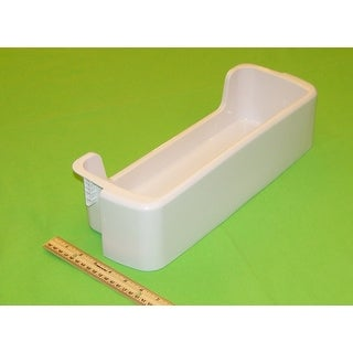 OEM Samsung Refrigerator Door Bin Basket Shelf Tray Shipped With: RS25H5000SR/AA, RS261MDRS/XAA, RS25J500DWW/AA - n/a