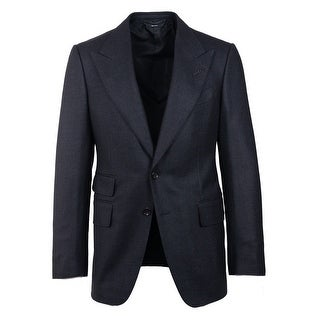 Tom Ford Men's 100% Wool Shelton Sports Coat Jacket Blazer - 38 r
