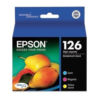 Epson America T126520 Color Multi Pack Durabrite 12