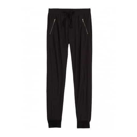 Justice Girls Knit Drawstring Athletic Sweatpants - 5
