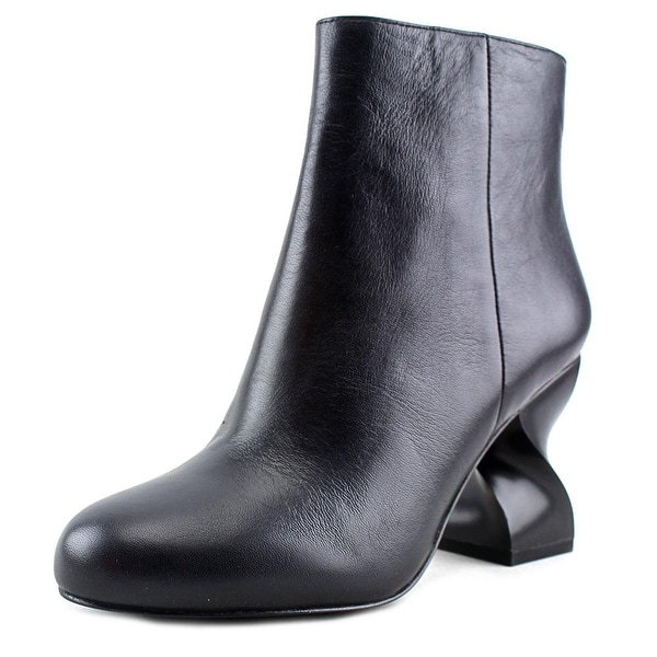 Opening Ceremony Eloyse Twisted Bootie Women Black Boots