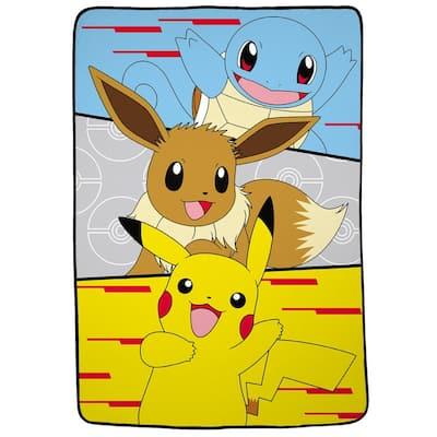 """Pokemon """"Pokemon Party"""" Blanket"""