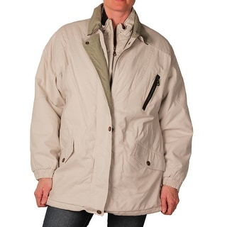 Outertown Ladies Cotton Barn Coat