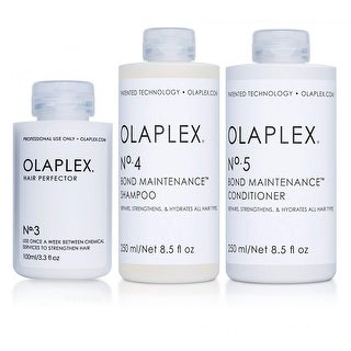 Link to Olaplex Bond Maintenance Shampoo & Conditioner and Hair Perfector (No. 3 4 5) Similar Items in Hair Care