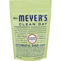 Mrs. Meyer's Lemon Dishwashing Packs