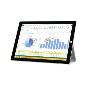 Refurbished Microsoft Surface Pro 3 Tablet 5D2-00017 Surface Pro 3 Tablet