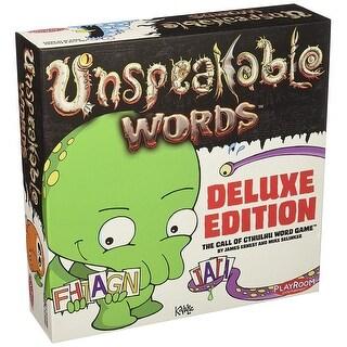 Unspeakable Words Deluxe - Multi