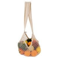 ECOBAGS Milano Style String Bag - Natural