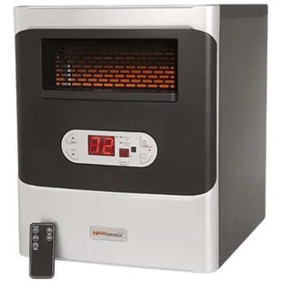 HeatWorX Portable Infrared Space Heater with Air Max Efficient Flow