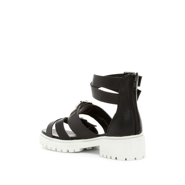 Dirty Laundry Womens Lilybelle Open Toe Casual Platform Sandals - 6