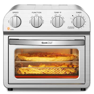 Air Fryer Toaster Oven 11 QT Air fryer Counter top Convection Oven
