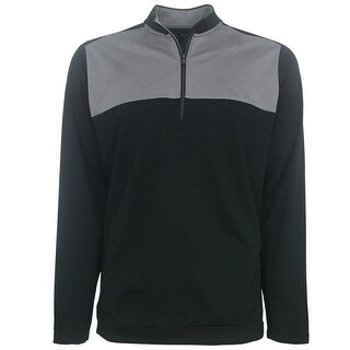 Adidas Golf Men's ClimaWarm Novelty 1/4-Zip Layering Top, Brand NEW