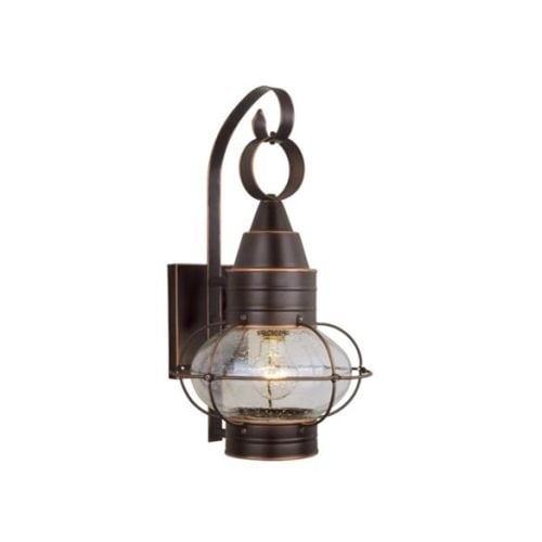"""Vaxcel Lighting OW21831 Chatham 1 Light Outdoor Wall Sconce - 13"""" Wide -"""
