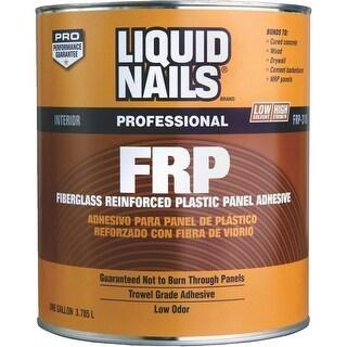 LIQUID NAILS Gal Ltx Frp/Nrp Adhesive