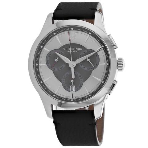 Victorynox Men's Victorinox Silver Dial Watch - 241748 - One Size