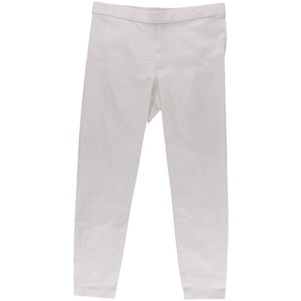 Lauren Ralph Lauren Womens Casual Pants Stretch Casual