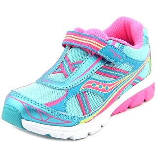 Saucony Baby Ride 7 Round Toe Synthetic Walking Shoe