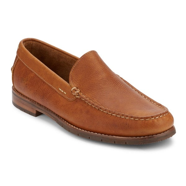 G.H. Bass & Co. Mens Holmes Leather Loafer Shoe