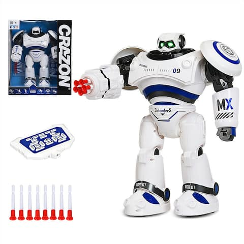 Intelligent Combat Fighting Robot Remote Control Programmable