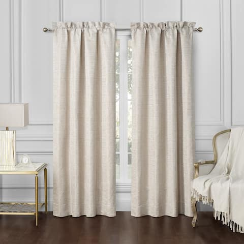 Waterford Springdale Curtain Panels Set of 2 - 50x84