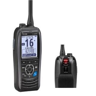 Icom HandHeld VHF Marine Transceiver HandHeld VHF Marine Transceiver