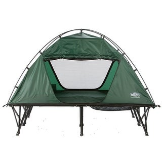 Kamp Rite Tb343 Double Tent Cot With Rainfly Free