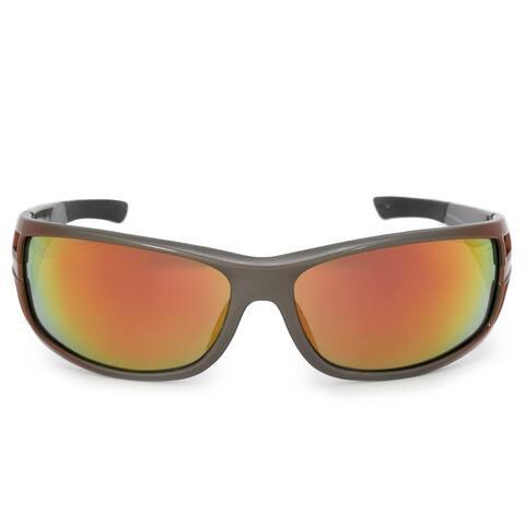 Harley Davidson Rectangle Sunglasses HDS0615 GY0R 83F 65 - 65mm x 15mm x 115mm