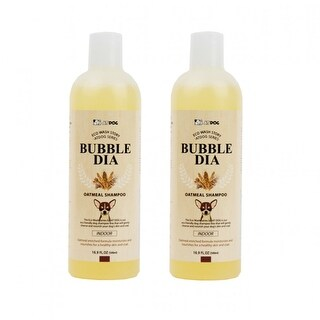 Bubble Dia - Oatmeal Shampoo - (Pack of 2)