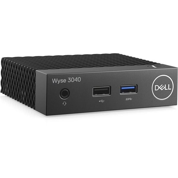 Dell Wyse 3040 - Dts - Atom X5 Z8350 1.44 Ghz - 2 Gb - 8 Gb