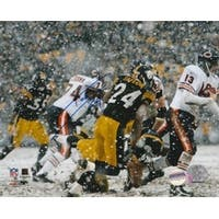 Ike Taylor signed Pittsburgh Steelers 8x10 Photo
