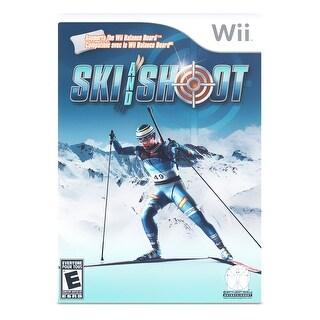 Ski and Shoot - Nintendo Wii