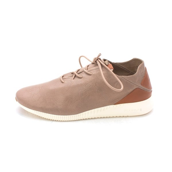 Cole Haan Womens Fraukesam Low Top Lace Up Fashion Sneakers - 6