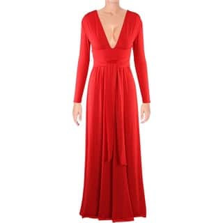 Halston Heritage Womens Evening Dress Special Occasion Full Length
