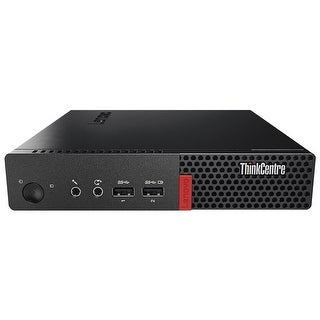 Lenovo ThinkCentre M710q 10MR0047US Desktop Computer - Intel Core (Refurbished)