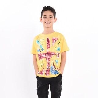 Union Jack T-Shirt - citric