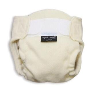 Organic Fine Melton Wool LITE Diaper Cover Small
