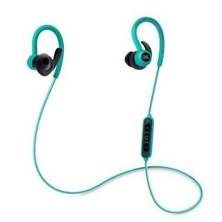 JBL Reflect Contour Bluetooth Wireless Sports Headphones (Teal)