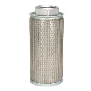 "Hydraulic Filters Oil Filter Cleaner MF-12 , 1-1/2""PT - 1-1/2"" PT"