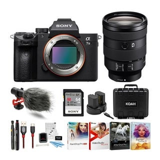 Link to Sony a7 III Full Frame Mirrorless Camera with 24-105mm Lens Bundle Similar Items in Digital Cameras