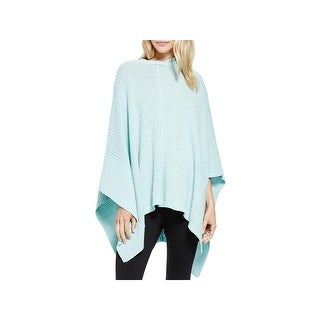 Two by Vince Camuto Womens Poncho Sweater Pullover Slouchy
