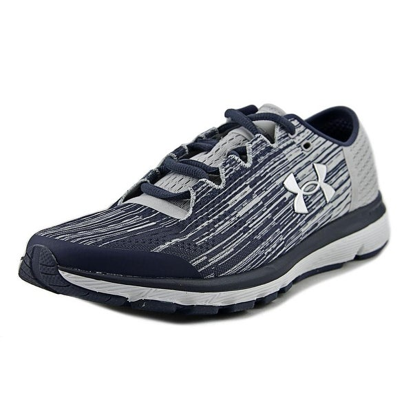 Under Armour Speedform Velociti GR Women Round Toe Canvas Running Shoe