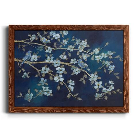 Bluebird Conference-Premium Framed Canvas - Ready to Hang