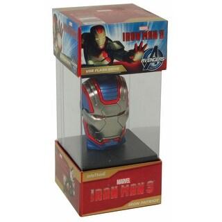 Iron Man 3 Iron Patriot 8 GB USB Flash Drive - multi
