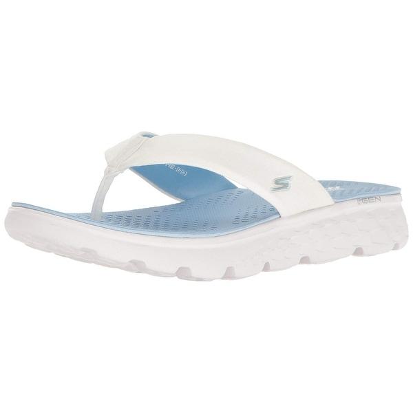 1d1af9b194496 ... Women s Shoes     Women s Sandals. Skechers Performance Womens On The Go  400 Essence Flip Flop