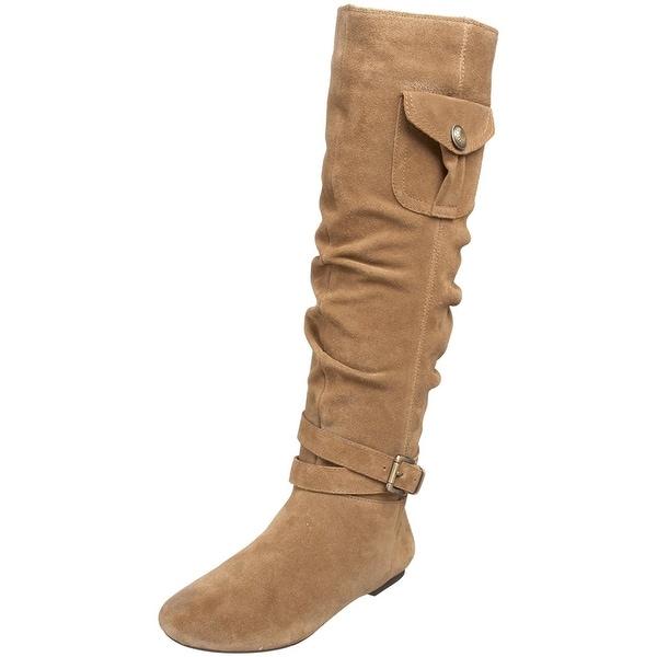 BCBGeneration Women's Bianco Boot - 6
